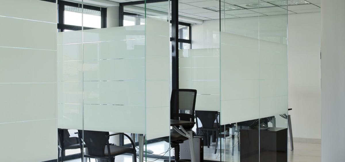 Cloison verre bord bord h5t et h7t agipro for Cloisons amovibles appartement